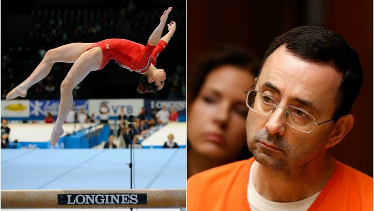 El médico Larry Nassar forma parte de los abusos en el deporte olímpico. (Foto Prensa Libre: AFP)