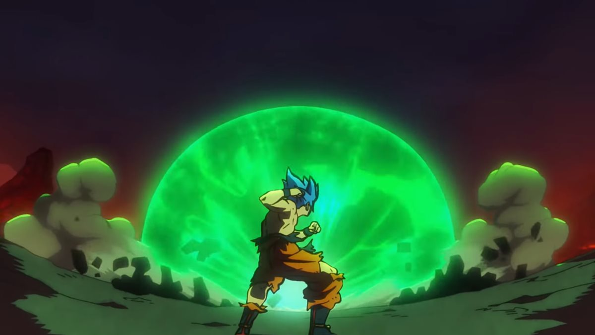 Revelan el tráiler de Dragon Ball Super: Broly
