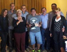 Diego Maradona no logró el ascenso del equipo árabe. (Foto Prensa Libre: Hemeroteca PL)