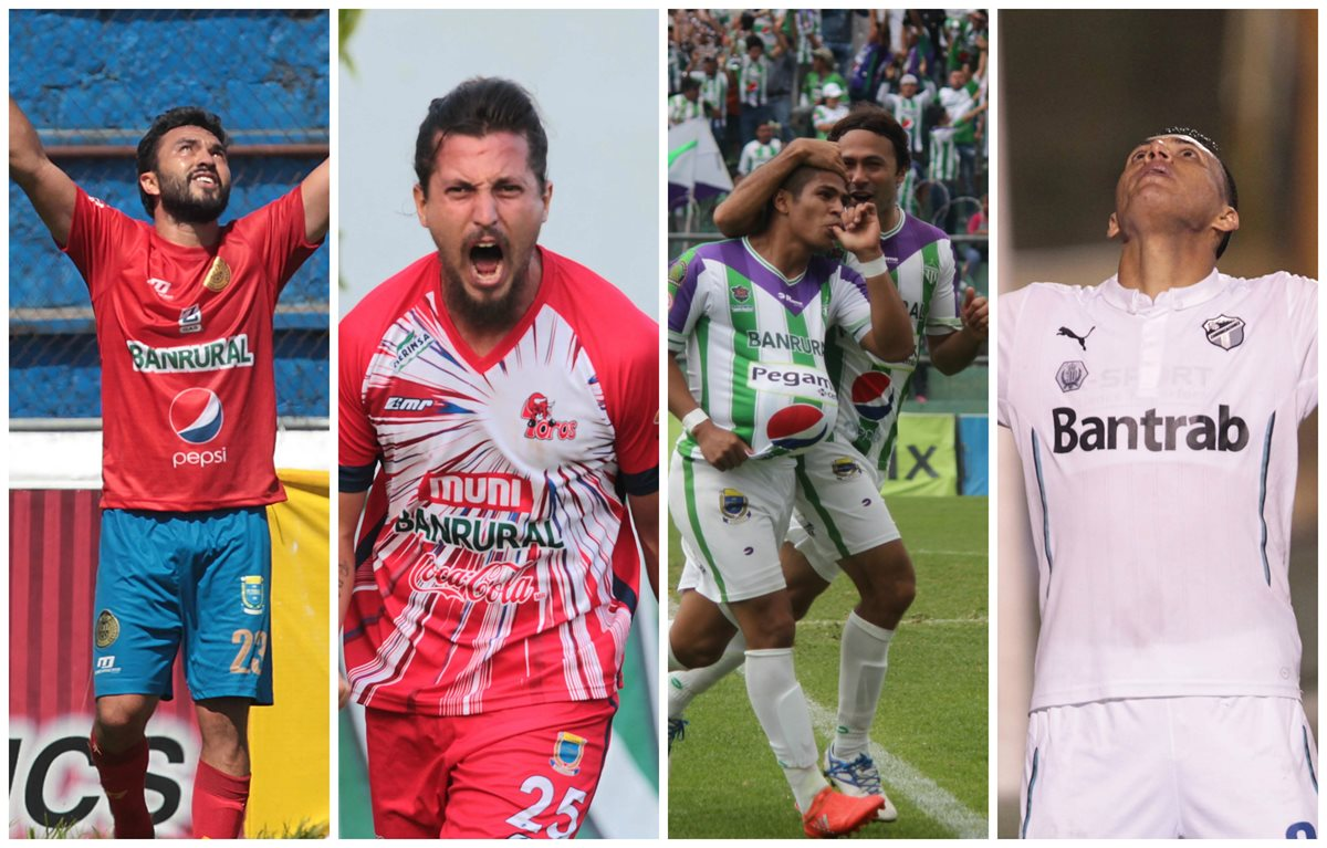 Definidas las semifinales del Torneo Apertura 2016