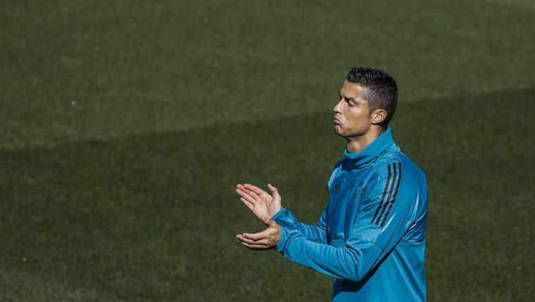 Cristiano Ronaldo espera solventar el juicio por fraude fiscal. (Foto Prensa Libre: AFP)