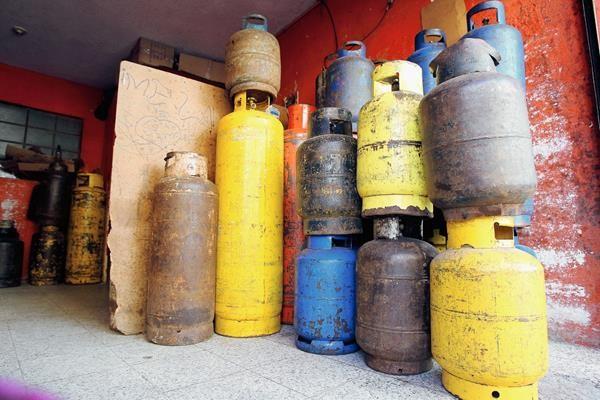 Sube el precio del gas, el impacto del alza es de Q8 por el cilindro de 25 libras