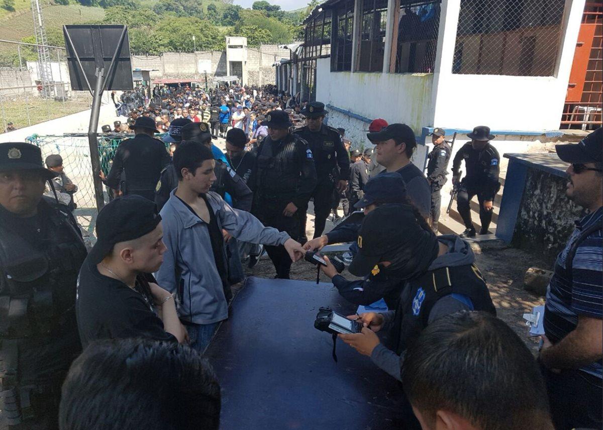 Pandilleros escaparon de dos cárceles con el apoyo de Presidios