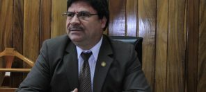 Ranulfo Rafael Rojas Cetina es electo nuevo presidente de la CSJ. (Foto Prensa Libre: Hemeroteca PL)