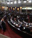 En el Congreso podría reactivarse el debate para destituir al PDH. (Foto Prensa Libre: Hemeroteca PL)