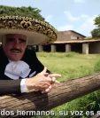 Vicente Fernández estuvo muy activo en las elecciones estadounidenses. (Foto Prensa Libre: EFE)