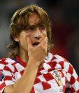 El croata Luka Modric declaró en un caso que se sigue en una investigación por corrupción dentro del futbol de Croacia, donde no es acusado. (Foto Prensa Libre: Hemeroteca)
