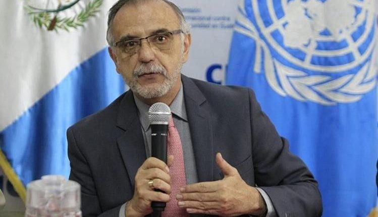 Iván Velásquez, jefe de la Comisión Internacional contra la Impunidad en Guatemala, ha recibido el respaldo del secretario general de la ONU, António Guterres, en ocasiones anteriores. (Foto HemerotecaPL)