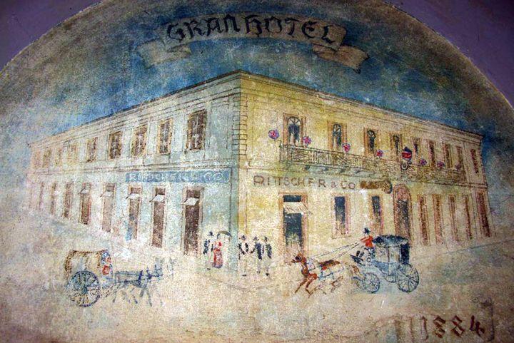 Historias de espectros en El Gran Hotel