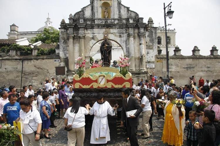 Devotos podrán visitar tumba del Santo Hermano Pedro