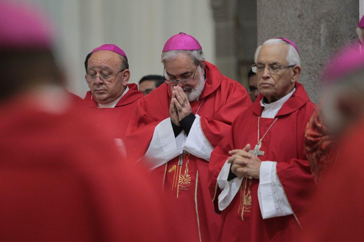 El color rojo se emplea el Viernes Santo. (Foto Prensa Libre: Hemeroteca PL)