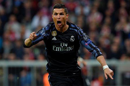 Cristiano Ronaldo fue la gran figura después de haber marcado un doblete.