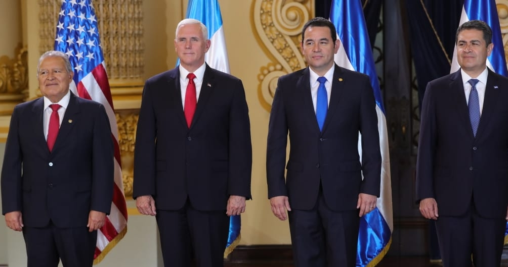 Las expectativas sobre un listado de funcionarios corruptos centroamericanos ejerciendo cargos no se cumplieron. Foto Prensa Libre: Hemeroteca PL)