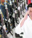 Rodrigo Duterte siempre levanta polémicas con sus discursos. (Foto Prensa Libre: Hemeroteca PL)