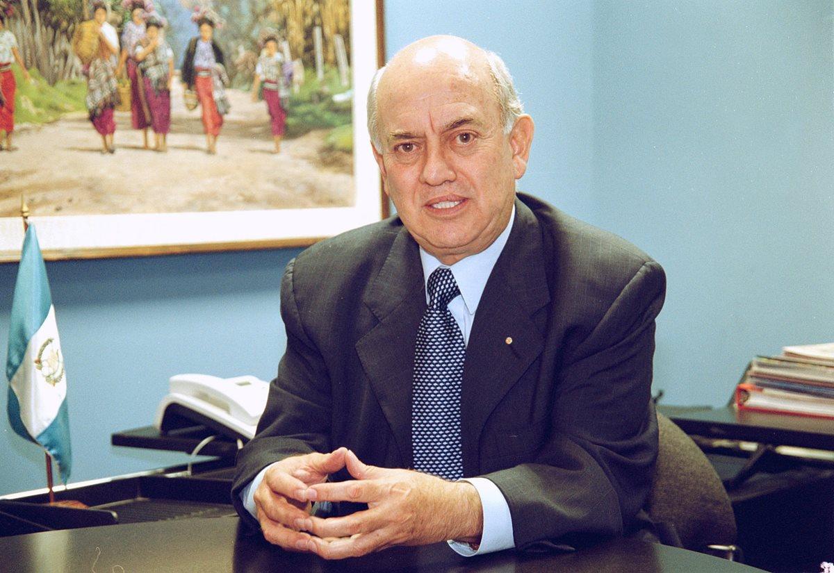Muere Rodolfo Paiz Andrade, empresario y promotor cultural