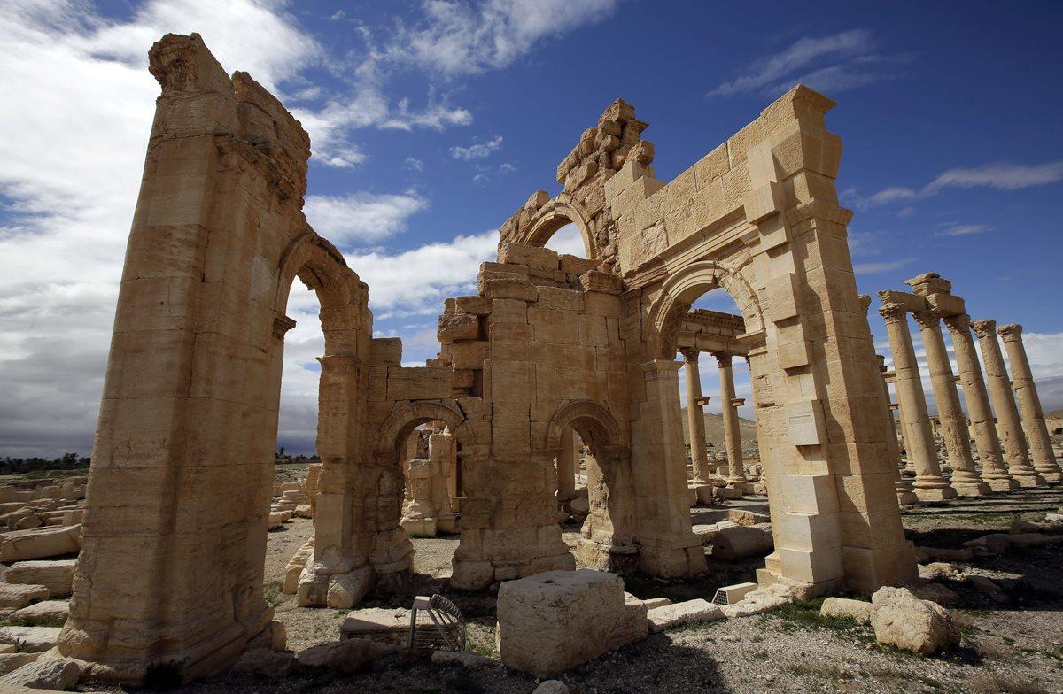 "Unesco denuncia ""crimen de guerra"" destrucción de templo Baal en Siria"