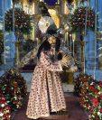 Se cumplen 299 años de la Consagración de Jesús de la Merced realizada el 5 de agosto de 1717. (Foto: Néstor Galicia)