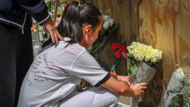 19 niños y siete adultos murieron cuando se desplomó el colegió Rébsamen, que según peritos colapsó por irregularidades en su construcción. GETTY IMAGES