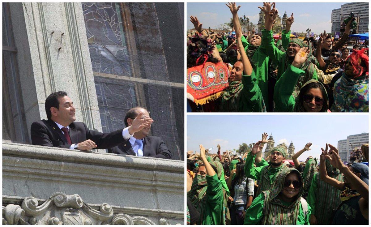 Sátira, denuncia y comparsa resaltan en Desfile Bufo