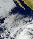 La temporada ciclónica en el océano Pacífico comenzó hace una semana, la primera tormenta pierde fuerza lejos de las costas mexicanas. (Foto Prensa Libre: Hemeroteca PL)