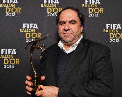 El presidente de la Federación afgana de futbol fue suspendido por caso de abuso sexual. (Foto Prensa Libre: Fifa)