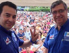 FCN Nación recibió aportes de empresarios que no fueron reportados al TSE en las elecciones de 2015. (Foto Prensa Libre: Hemeroteca PL)