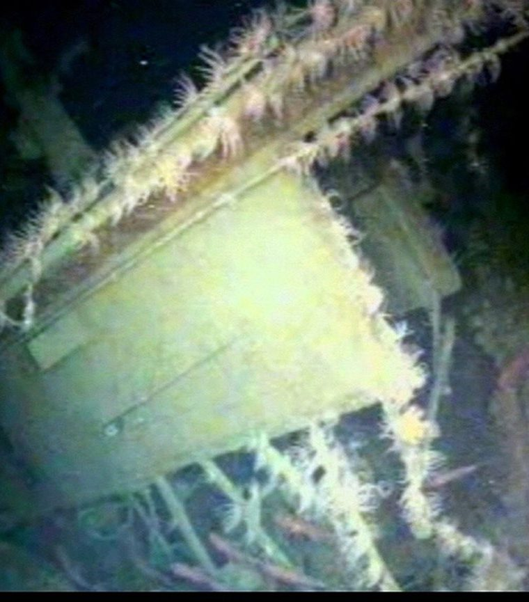 El submarino HMAS AE1 fue localizado después de 103 años. (Foto Prensa Libre: EFE)
