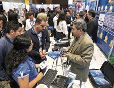 La tercera edición del 5B Digital Summit fue desarrollada ayer, en la capital, por 5B y la Asociación Latinoamericana de Redes de Transferencia Electrónica.