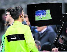En el Mundial de Rusia se usará el VAR. (Foto Prensa Libre: AFP)