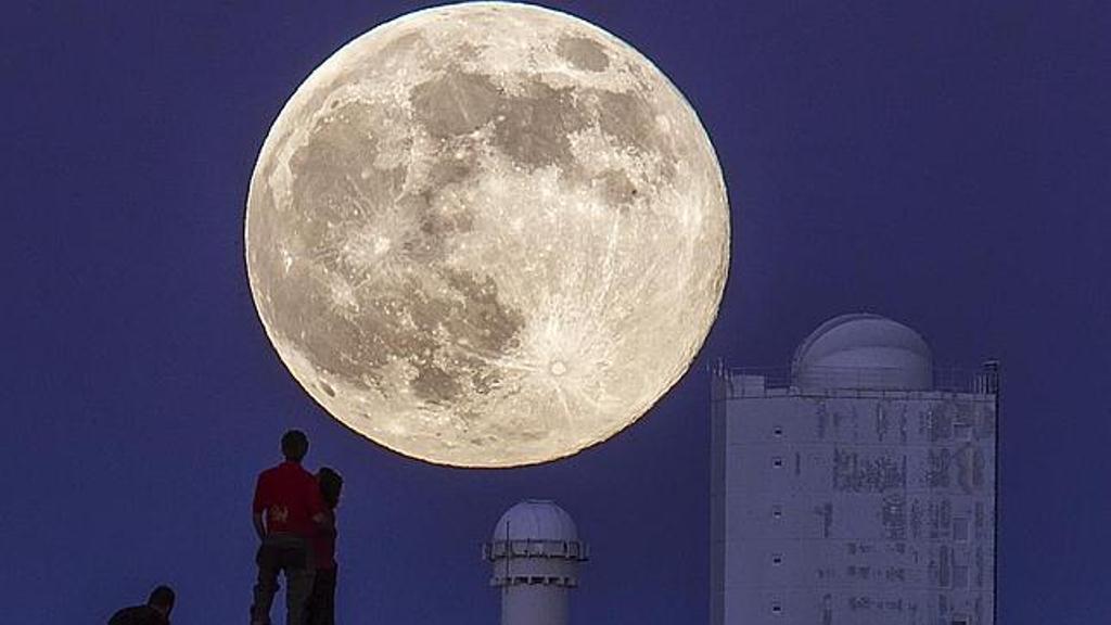 La estrella será la Luna