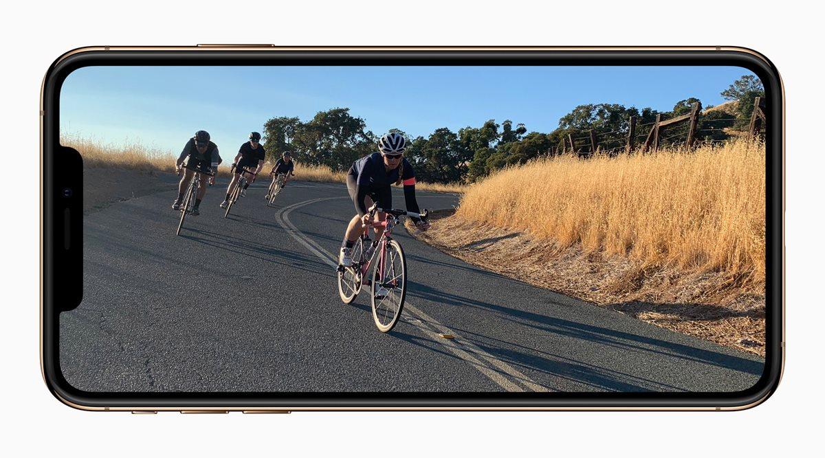 El nuevo iPhone Xs y iPhone Xs Max fueron presentados este miércoles en la sede central de Apple. (Foto Prensa Libre: EFE).