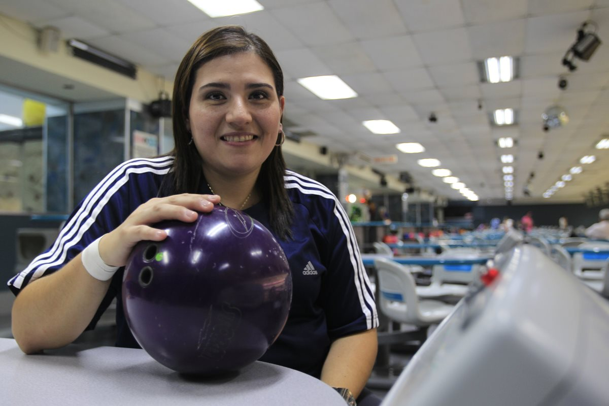 Sofía Granda será parte del equipo nacional. (Foto Prensa Libre: Hemeroteca)
