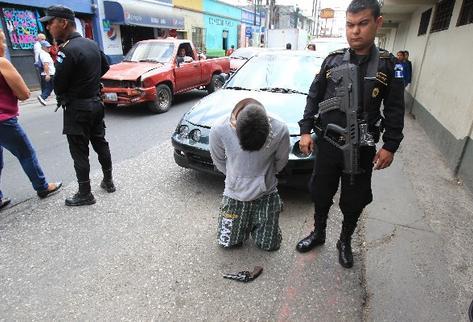 Fuerzas de seguridad han detenido este año a más menores,   que han sido reclutados por mafias, sindicados de   crímenes.