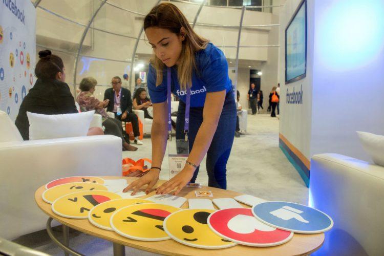La red social más grande del mundo cuenta con 20 mil 658 empleados