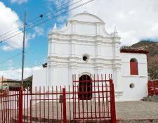 La parroquia fue construida durante la Colonia.