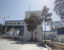El Hospital Nacional de Villa Nueva sería el centro asistencial público más moderno del país. (Foto Prensa Libre: Hemeroteca PL)