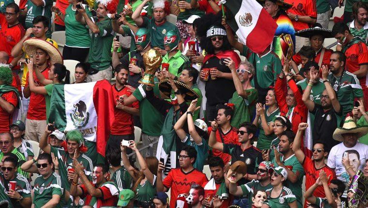 La FIFA anunció el jueves una multa de 10 mil francos suizos (US$10 mil 500) contra la federación mexicana. (Foto Prensa Libre: Cortesía Femexfut)