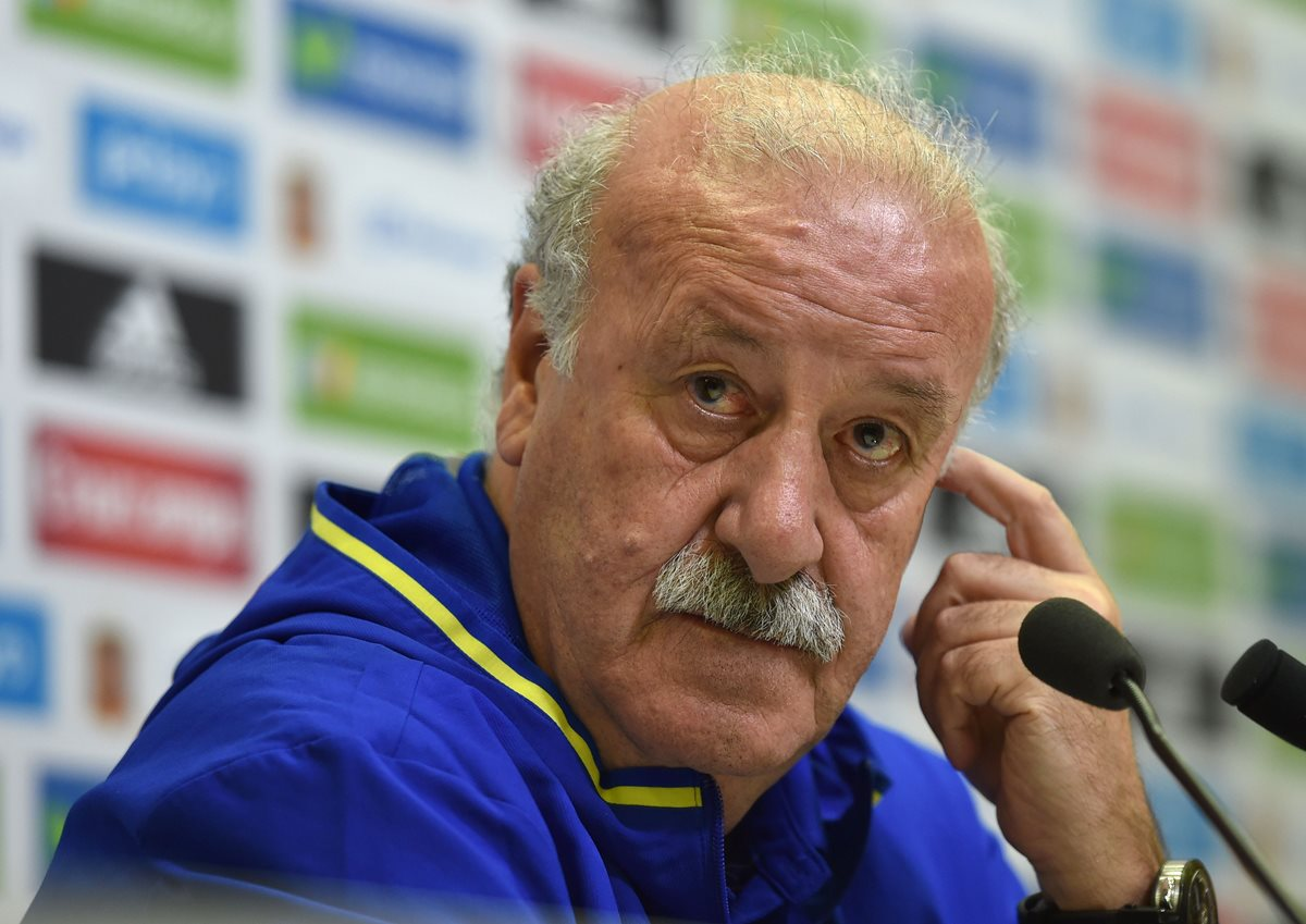 ¿Quién será el portero de España? Del Bosque se resiste a revelarlo