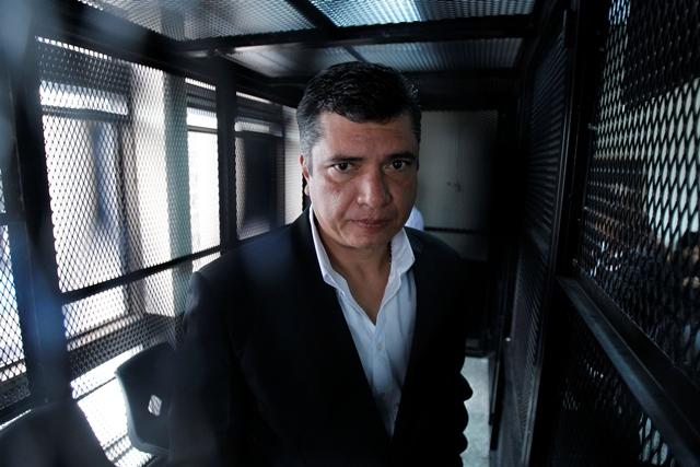 Gustavo Martínez solicitó libertad condicional pero la petición fue negada. (Foto Prensa Libre: Hemeroteca PL)