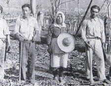 Las primeras colonias agrícolas de Japón se instalaron entre 1929 y 1935. COTESÍA FCE