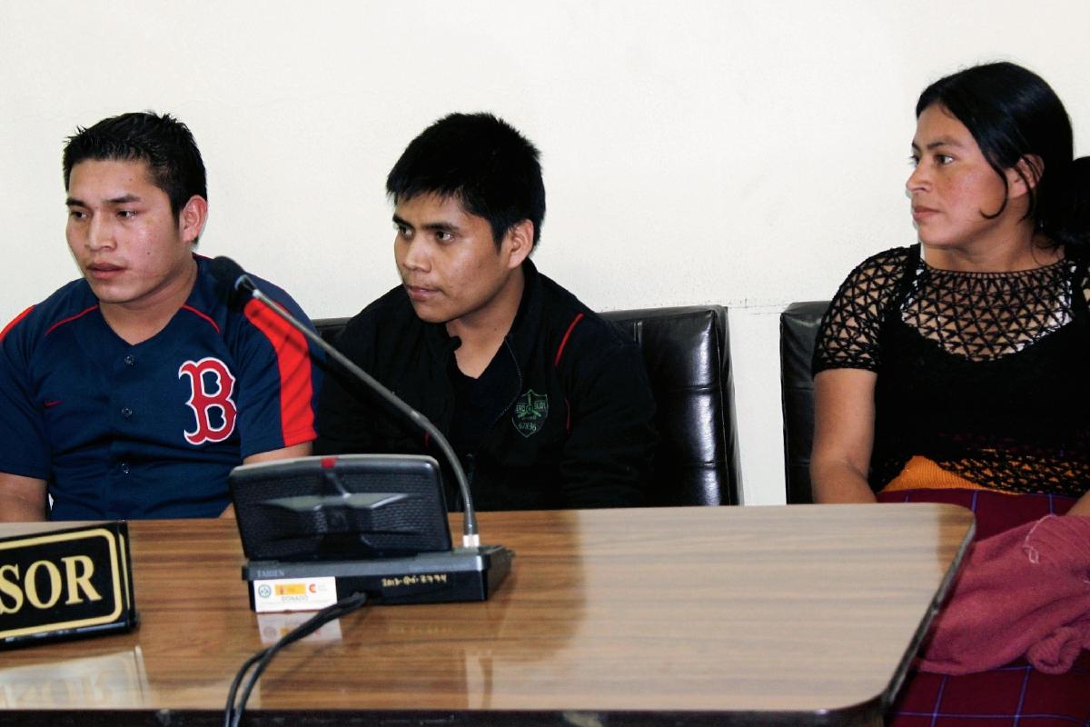 Condenan a seis años de cárcel a extorsionistas