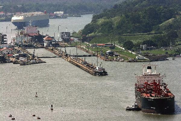"""El Canal de Panamá aporta los mayores ingresos de financiamiento público. (foto Prensa Libre: Archivo) <br _mce_bogus=""""1""""/>"""
