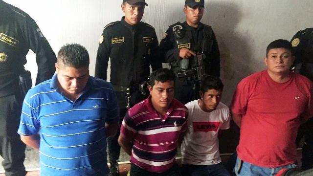 Detienen a grupo de indocumentados que se dirigía a México