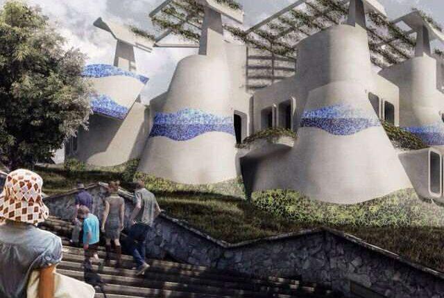 Efraín Recinos comenzó el proyecto de la Escuela Nacional de la Marimba en el 2001. (Foto Prensas Libre: Cortesía Ministerio de Cultura y Deportes)