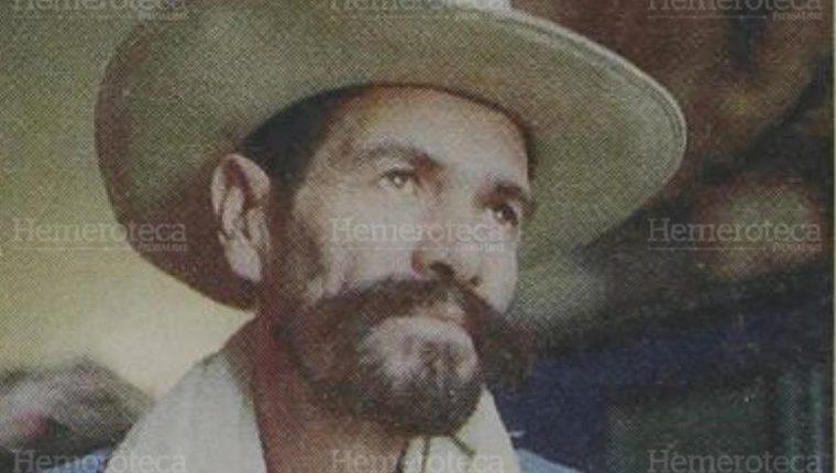 Cándido Noriega Estrada. (Foto Prensa Libre: Hemeroteca PL)