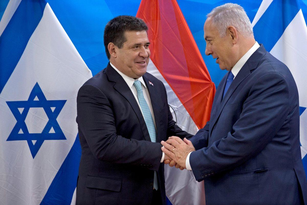 Paraguay, tercer país en reconocer a Jerusalén como capital de Israel