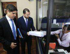 AmCham presentó un recurso Amigo de la Corte ante la Corte de Constitucionalidad. (Foto Prensa Libre: Carlos Hernández)