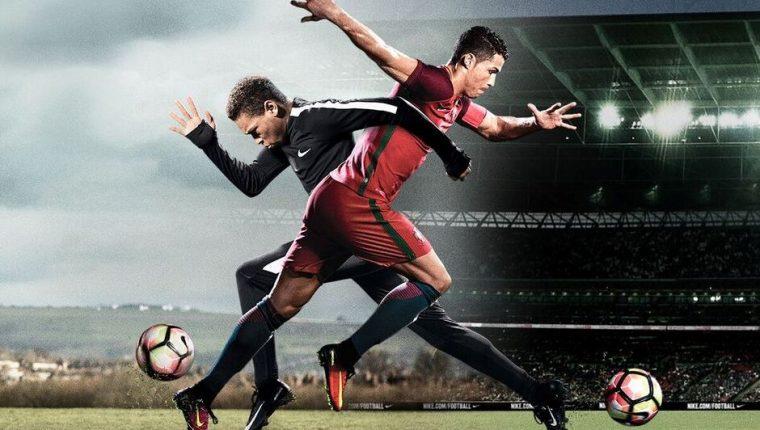 2f3d444d8eb66 Cristiano y un alcanza pelotas intercambian vidas en nuevo anuncio ...