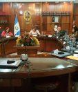 Han pasado nueve votaciones y no hay un designado para presidir a la CSJ. (Foto: Organismo Judicial)