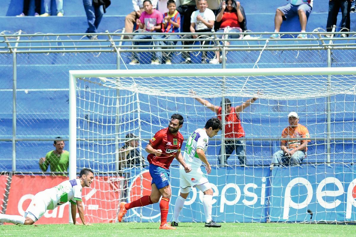 Municipal vuelve al tercer lugar con triunfo en El Trébol